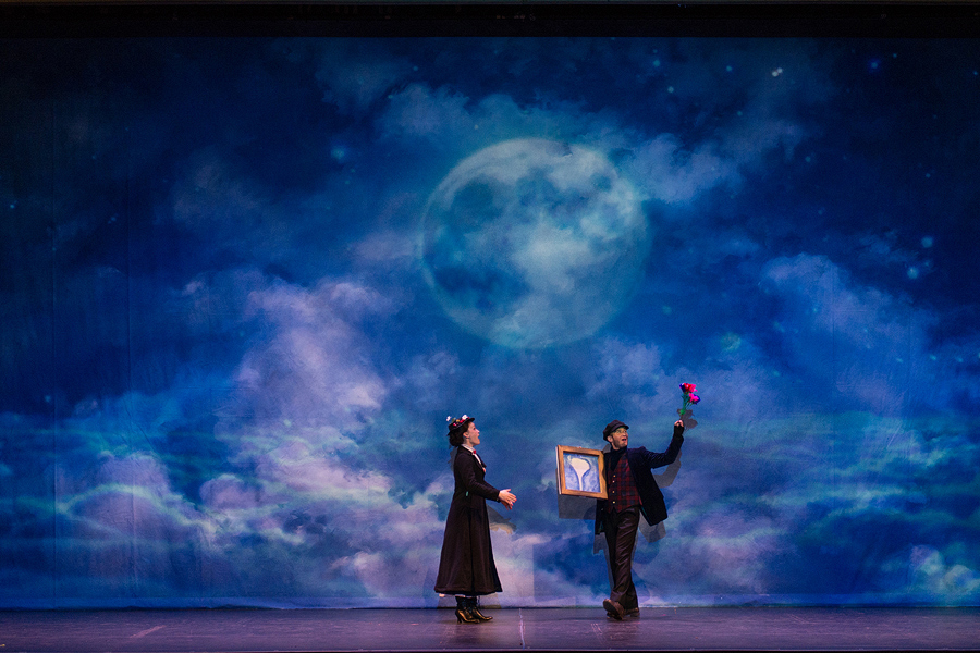 Mary Poppins - The Broadway Musical - Family Performing Arts