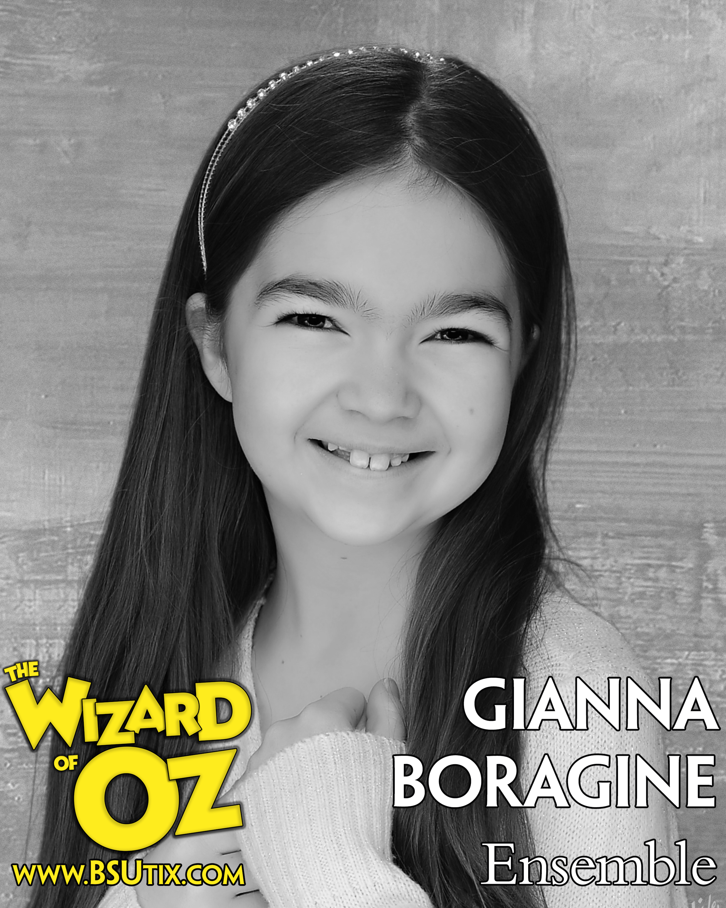 Who's Who in the Company for The Wizard of Oz - Family